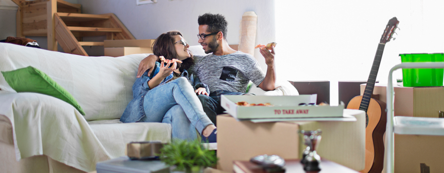 The Unmarried Couple's Guide to Buying a House Together